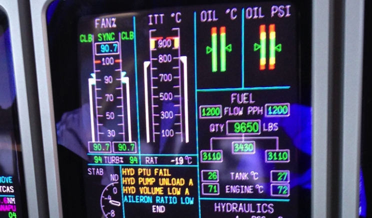 In Flight Emergencies: 5 things to consider when the lights start flashing